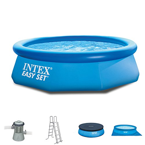 aufstellpool intex easy pool komplettset aufstellpool ratgeber. Black Bedroom Furniture Sets. Home Design Ideas