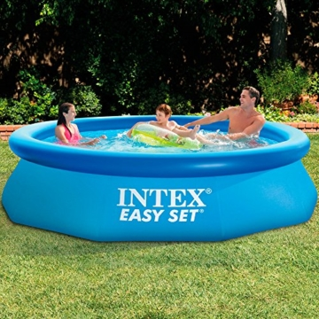 aufstellpool intex easy set pools aufstellpool ratgeber. Black Bedroom Furniture Sets. Home Design Ideas
