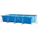 Intex Aufstellpool Frame Pool Set Family, blau, 450 x 220 x 84 cm -