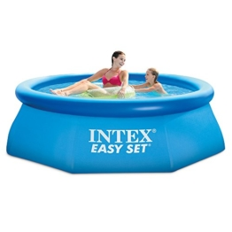 ?Intext Easy Set Pool / Planschbecken, 244 x 76 cm -
