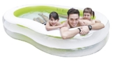 Jilong Giant Figure Pool - 8-förmiger Familien Pool, 240x140x47 cm -
